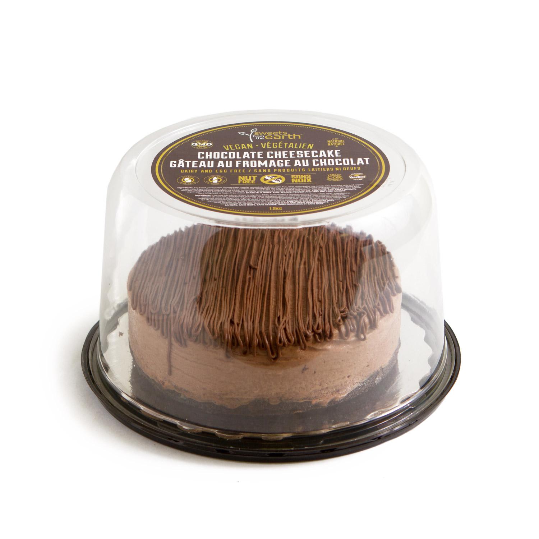 NF Chocolate Cheesecake 7-inch dome