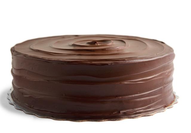 SFTE NF Chocolate Fidge Cake round JK