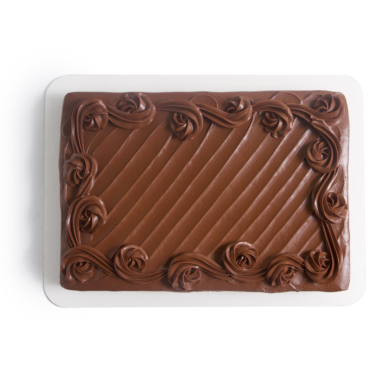 GF Chocolate Cake QS beauty top