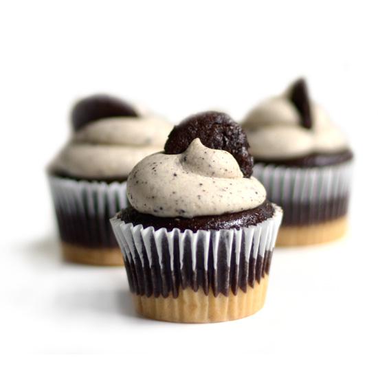 Cookies 'n' Cream Cupcake