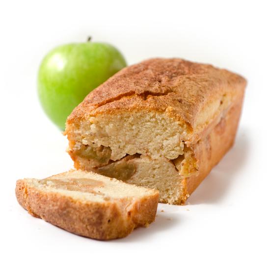 Cinnamon Apple Loaf