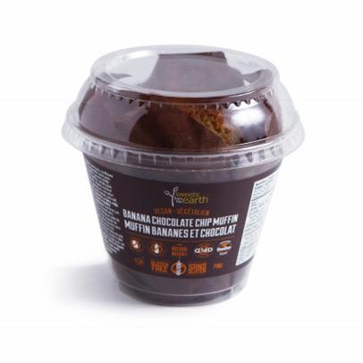 GF Banana Chocolate Muffin cup